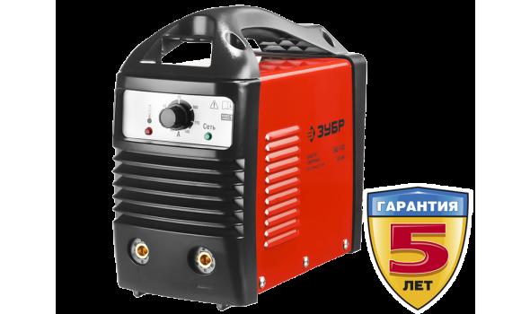 Инвертор ЗУБР сварочный, электр. 1,6-3,2 мм, А20-140, 1*220В Image