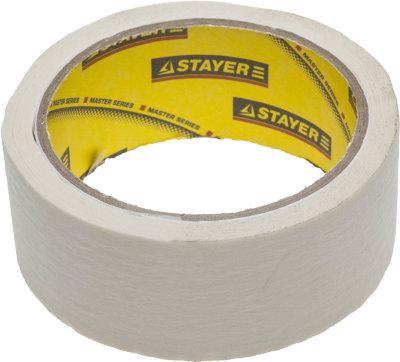 """Лента STAYER """"MASTER"""" малярная креповая, 38мм х 20м Image"""