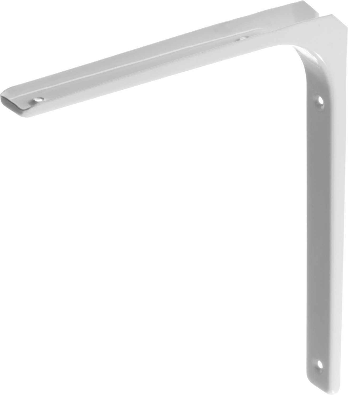 "Уголок-кронштейн STAYER ""MASTER"", 250х300х1,4мм, белый Image"
