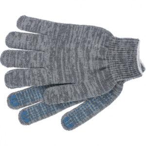 Перчатки серые Image